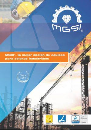 Capa catalogo MGSI