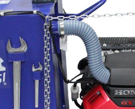 Proteção do filtro serra MGSI